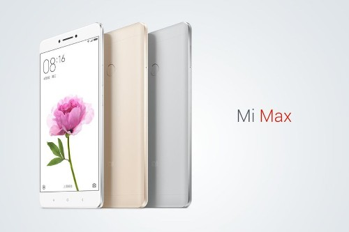 Xiaomi's biggest phone yet is the giant MiMax