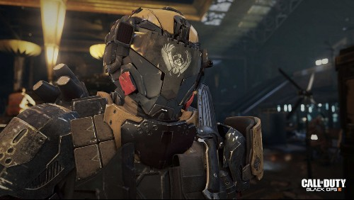 Call of Duty: Black Ops III is launching this November