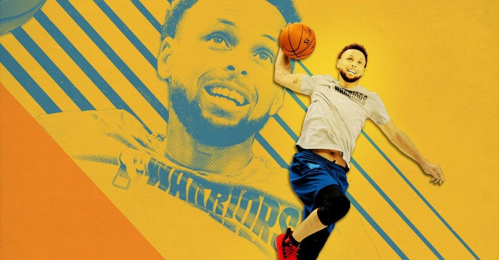 Steph Curry Reboots the Warriors' Lost Season