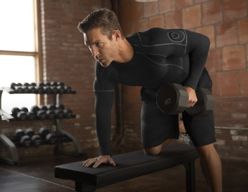 These high-tech gym clothes look inside your muscles to analyze your workout