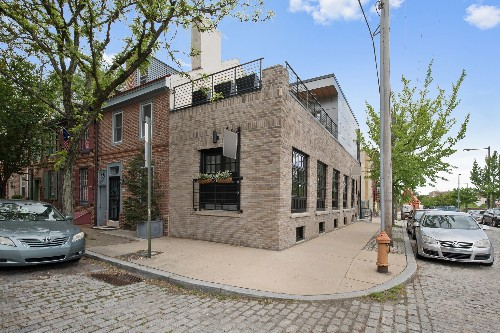 Historic Old City property gets modern makeover, asks $1.095M