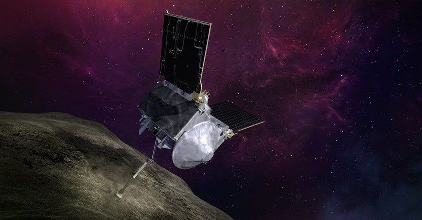 What OSIRIS-REx's Six-Second Brush With Asteroid Bennu Could Teach Us - cover