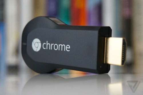 Disney, Twitch, and iHeartRadio add support for Google's Chromecast