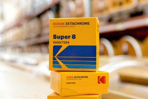 Kodak's long-awaited Ektachrome film revival is finally here