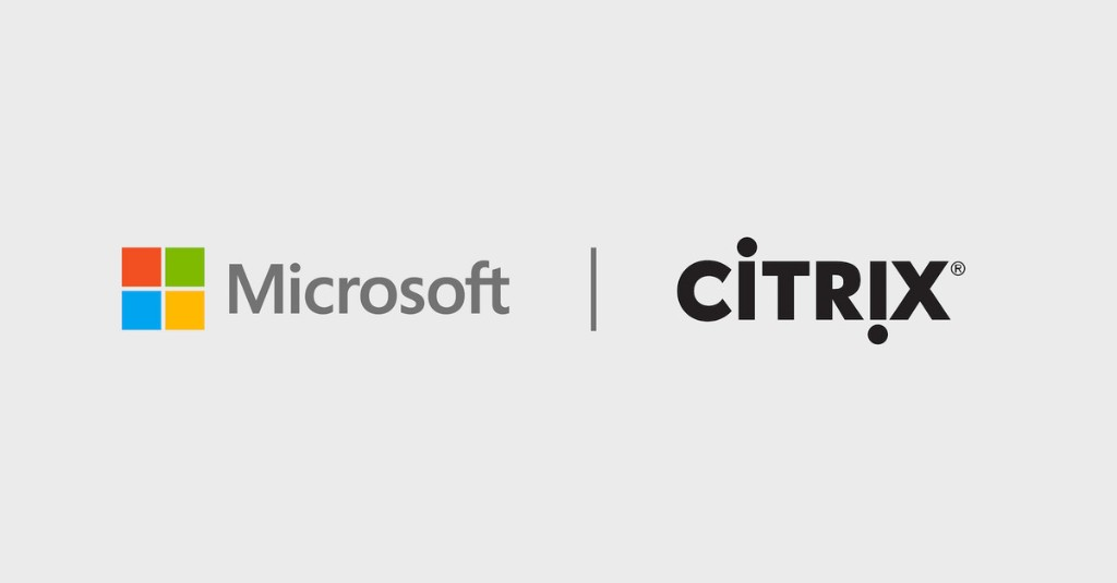 Microsoft partners with Citrix for the future of virtual desktops
