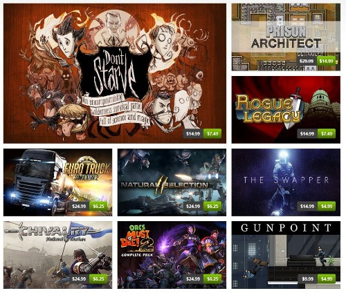 The Humble Bundle launches new fixed-price Humble Store