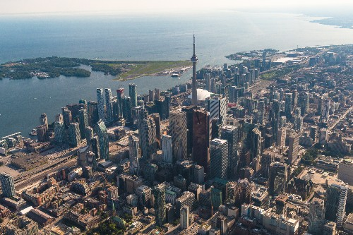 Canada's housing bubble is starting to burst