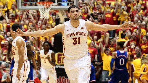 Iowa State introduces the nation to Hilton Magic