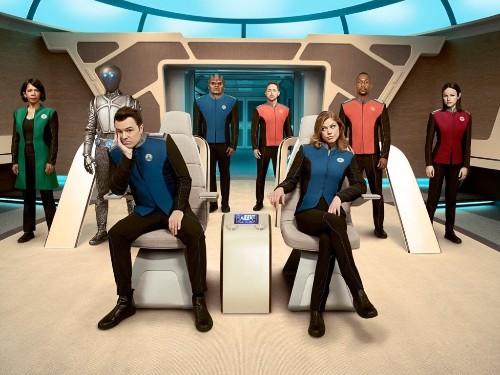 Seth MacFarlane's The Orville will be a Hulu exclusive next season
