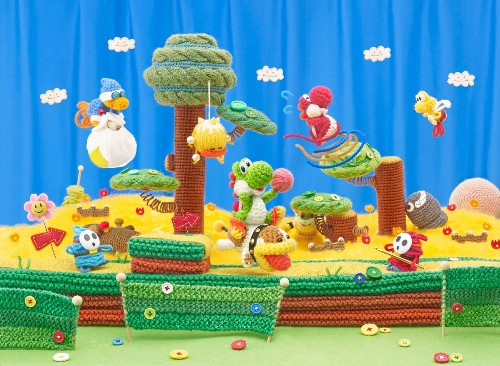 Nintendo, Yoshi, and the power to make adulthood disappear