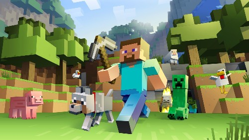 Minecraft is coming to Oculus Rift this spring