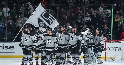 Fox Sports West to re-air six Los Angeles Kings games