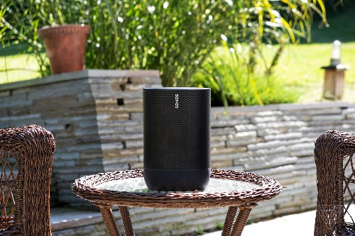 Sonos Move review: house shaker, not road warrior