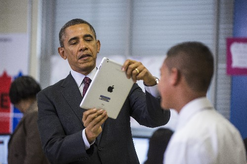 Obama administration reaches goal to provide LTE to 98 percent of Americans
