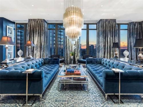 Atop Buckhead's Waldorf Astoria, CEO couple's lavish condo requests $2.7M