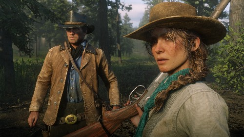 Red Dead Redemption 2's Pinkerton agents are at the center of a lawsuit