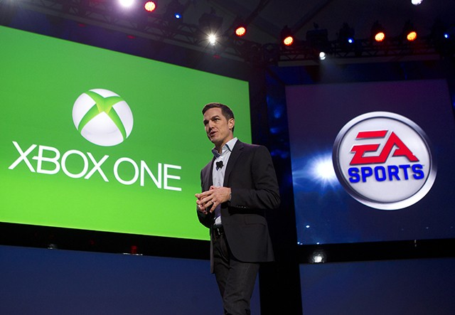 Sales of EA games on Xbox 360 and PS3 dropping faster than expected