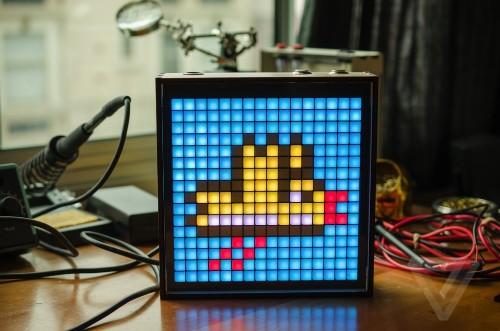 Infinite pixels: 8-bit art lives on in the Game Frame
