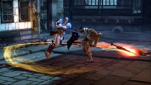 God of War: Ascension's 1v1 Bout of Honor mode now available