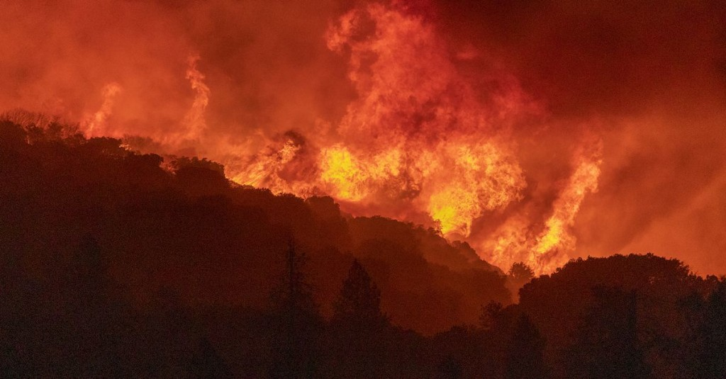 2020 set another record for being awful: the most acres burned in California