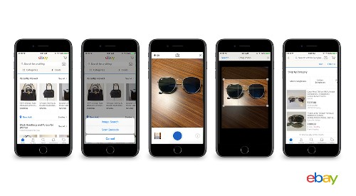 eBay will soon let you shop using photos