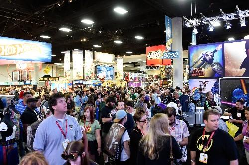 Who Won Comic-Con? Day 1