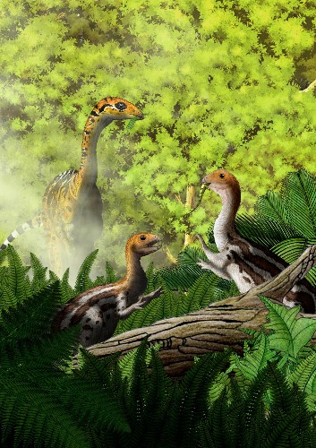 These weird little dinosaurs lost all their teeth and grew beaks as they aged, new science says