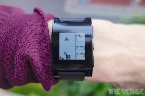 Pebble touts over 275,000 total orders and more than one million app downloads
