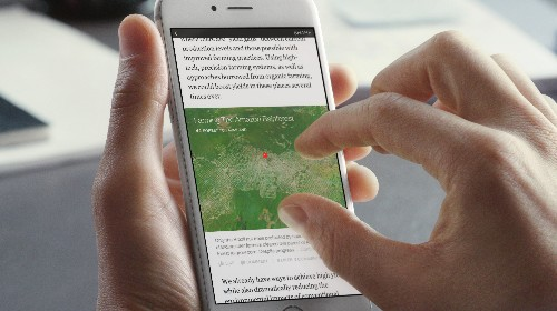 Facebook's instant articles arrive to speed up the News Feed
