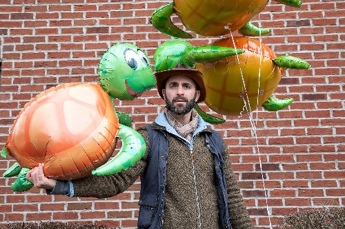 Running with the pack: a journey to the center of Coyote Peterson