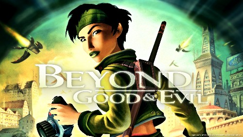 PSA: Ubisoft is giving away Beyond Good and Evil for free this week