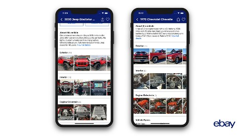 eBay Motors' AI-powered tools will let you list a car in minutes