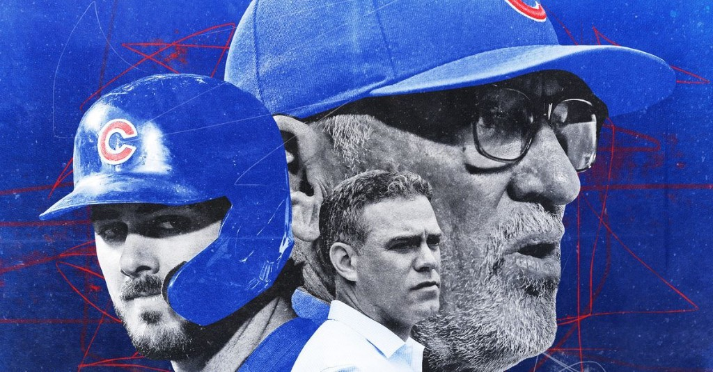 The Cubs' Postseason Dreams Are Over—and So Is Their Would-Be Dynasty