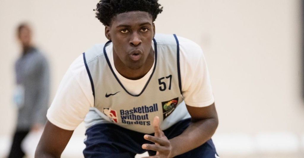 Tennessee cracks the top ten for five-star center Charles Bediako