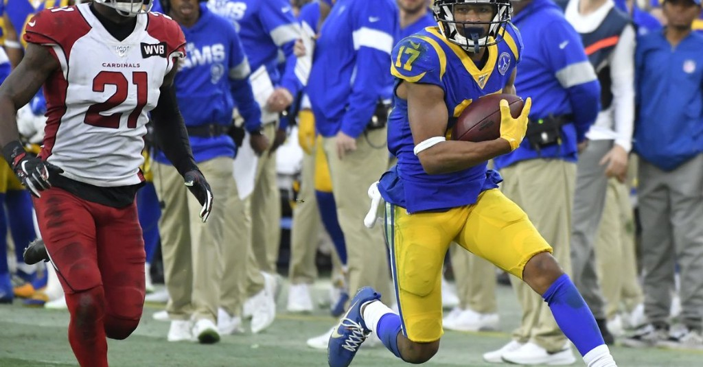 Rams receiver Robert Woods is 'ready to get paid'