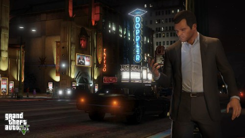 'Grand Theft Auto V' players join forces to manipulate the stock market