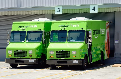 Amazon wants to fit trucks with 3D printers to speed up deliveries