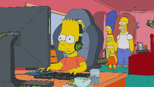 How League of Legends ended up on The Simpsons