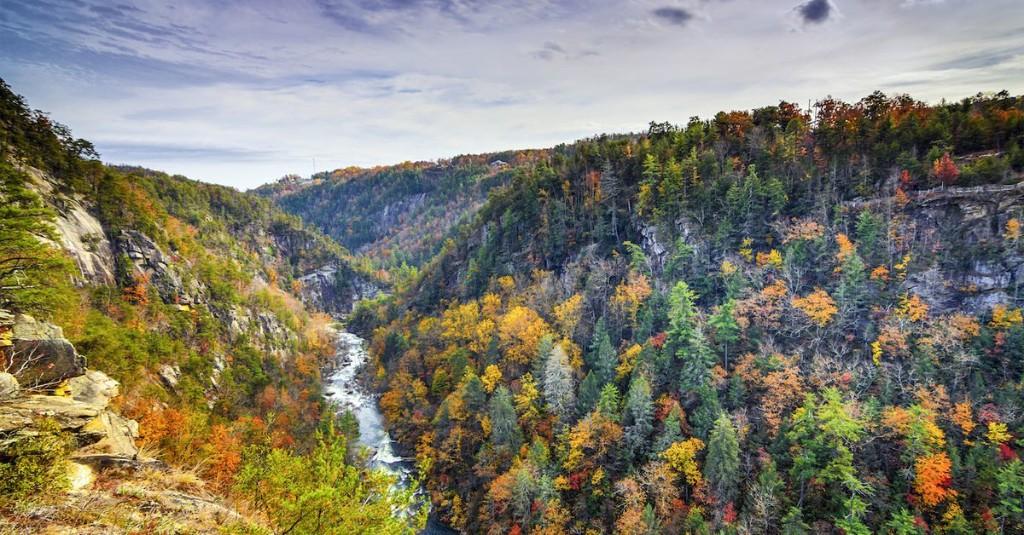13 great day trips for fall foliage near Atlanta