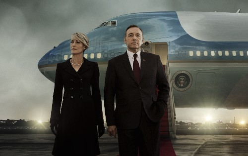 Join us 3AM ET Friday as we liveblog all of House of Cards season 3
