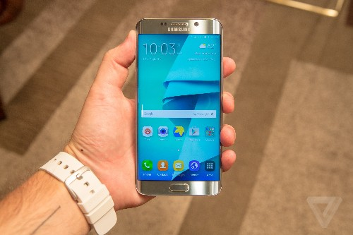 Samsung's new Galaxy S6 Edge+ is bigger and smarter