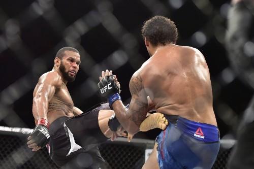 UFC Sao Paulo bonuses: Thiago Santos vs. Eryk Anders earns Fight of the Night