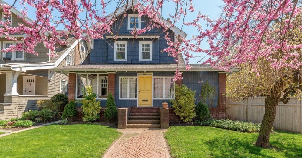 Ditmas Park six-bedroom with grassy, suburban yard asks $2.4 million