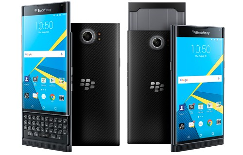 BlackBerry launches US preorders for $699 Priv Android slider phone