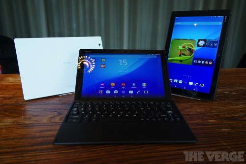 Sony's VAIO replacement is the ultrathin Xperia Z4 Tablet