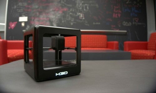 The Micro is a 3D printer 'designed for everyone'