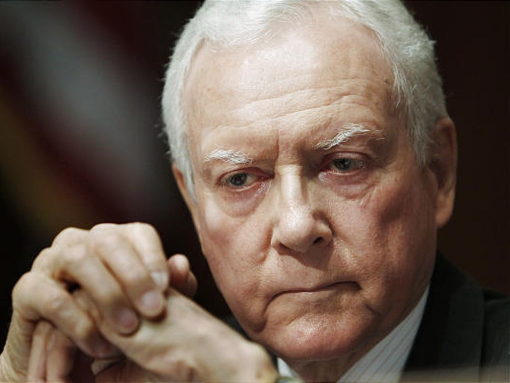 Guest opinion: Will Orrin Hatch entering the ring help Oracle knock out Google?