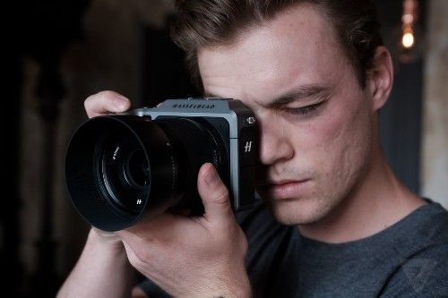 Hasselblad's X1D is a photography nerd's dream camera