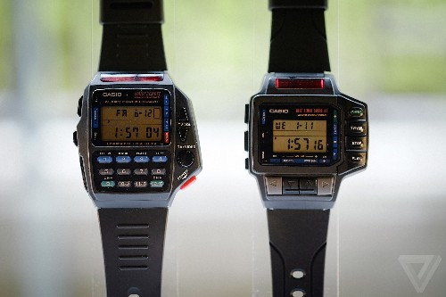 The original smartwatches: Casio's history of wild wrist designs