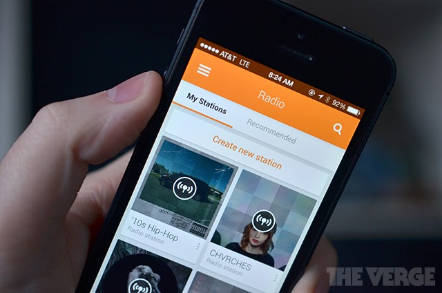 Google Play Music app arrives on iPhone, but won't let you buy songs